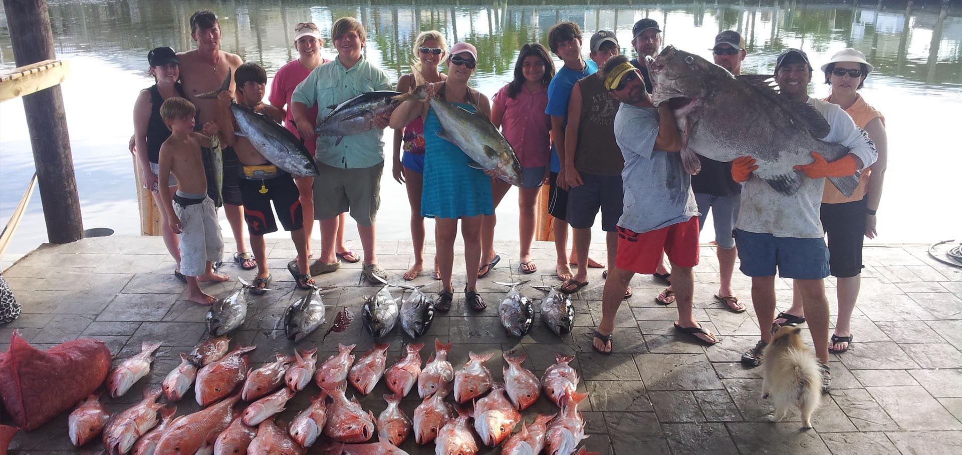 Top Louisiana Fishing Charters